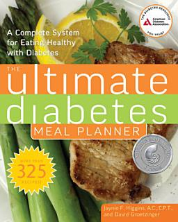 The Ultimate Diabetes Meal Planner Book