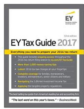 Ernst & Young Tax Guide 2017: Edition 32