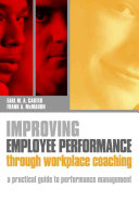 Improving Employee Performance Through Workplace Coaching PDF