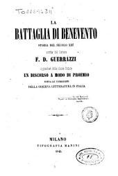 La battaglia di Benevento storia del secolo 13