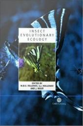 Insect Evolutionary Ecology: Proceedings of the Royal Entomological Society's 22nd Symposium