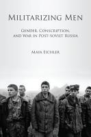 Militarizing Men PDF