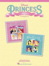 Disney's Princess Collection Complete (Songbook)