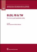 Blog Fb Tw Fare Ricerca Quali Quantitativa Online