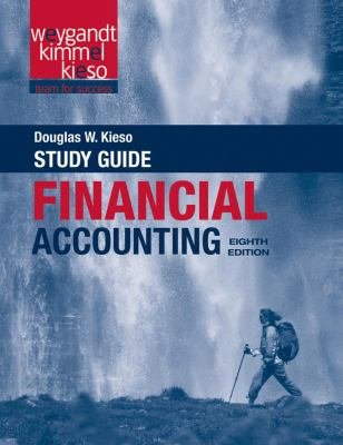 Financial Accounting  Study Guide  8th Edition PDF
