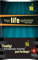 Boys Life Application Study Bible