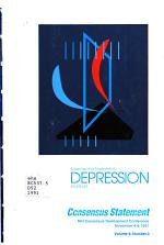 Diagnosis and Treatment of Depression in Late Life