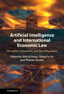 Artificial Intelligence and International Economic Law