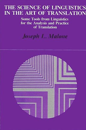 Science of Linguistics in the Art of Translation  The PDF