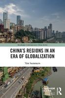 China   s Regions in an Era of Globalization PDF