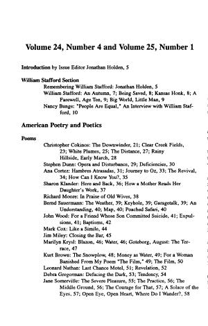 Kansas Quarterly PDF