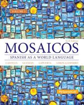 Mosaicos: Volume 1, Edition 6