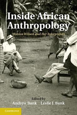 Inside African Anthropology PDF