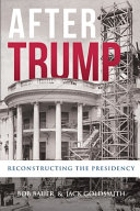 Download After Trump Book
