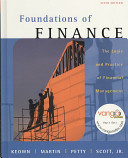 Foundations of Finance  The Logic and Practice of Financial Mangement PDF