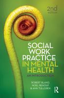 Social Work Practice in Mental Health PDF
