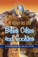 The Allergy Free Cook Bakes Cakes and Cookies PDF