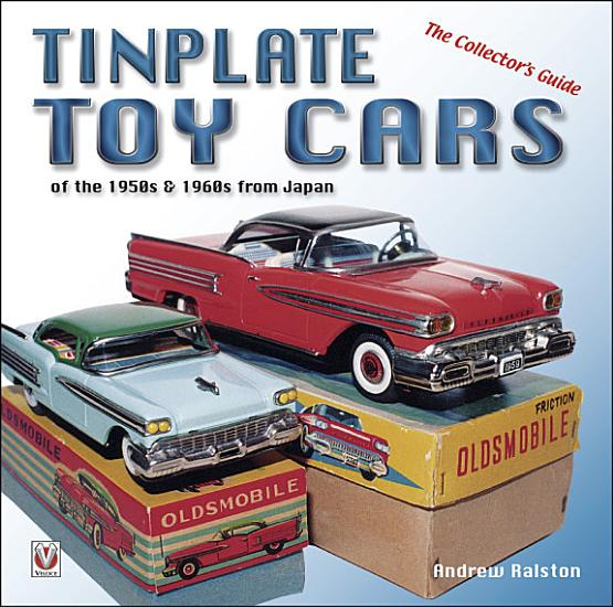 Tinplate Toy Cars of the 1950s and 1960s from Japan PDF