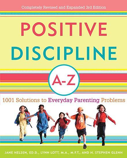 Positive Discipline A Z PDF