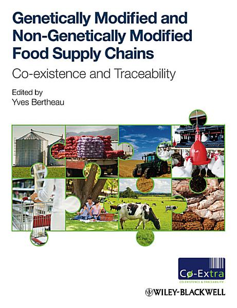 Download Genetically Modified and non Genetically Modified Food Supply Chains Book