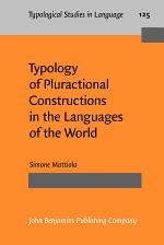 Typology of Pluractional Constructions in the Languages of the World