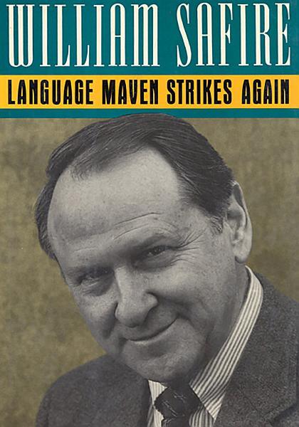 Language Maven Strikes Again