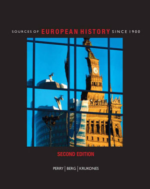 Sources of European History  Since 1900
