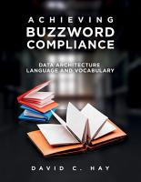 Achieving Buzzword Compliance PDF