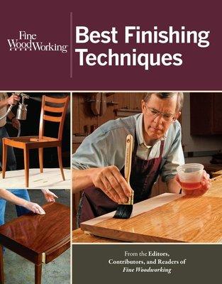 Fine Woodworking Best Finishing Techniques PDF