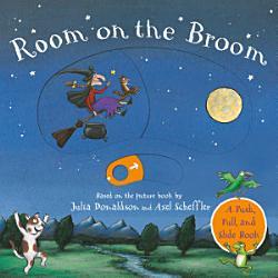 Room On The Broom Push Pull Slide Book PDF