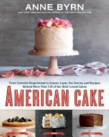 American Cake PDF
