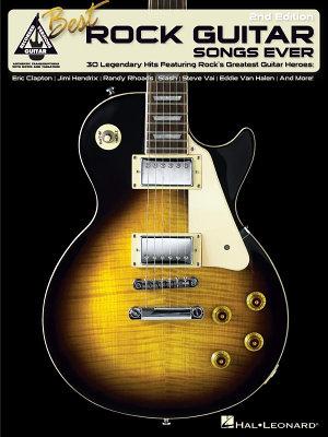 Best Rock Guitar Songs Ever  Songbook