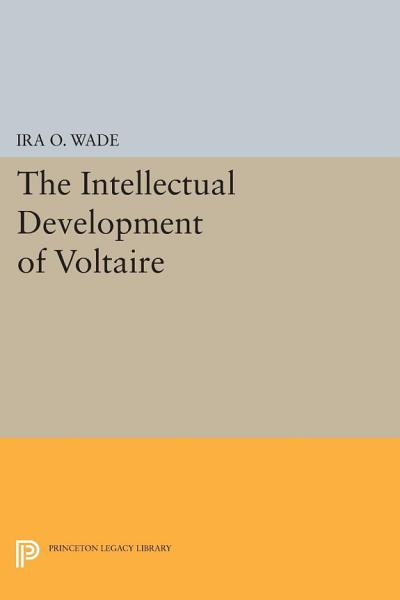 Download Intellectual Development of Voltaire Book