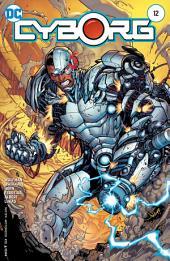 Cyborg (2015-) #12