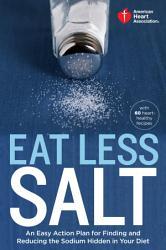 American Heart Association Eat Less Salt Book PDF