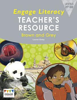 Engage Literacy Teachers Resource Extended Edition Level 25 30 PDF