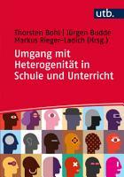 Umgang mit Heterogenit  t in Schule und Unterricht PDF