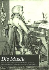 Die Musik: Band 5;Band 18;Band 20