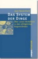 Das    System der Dinge PDF
