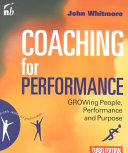 Coaching for Performance Book