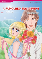 A RUMOURED ENGAGEMENT: Mills & Boon Comics