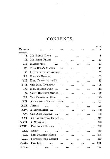 Mary Jane s Memoirs PDF