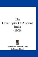 The Great Epics of Ancient India (1900)