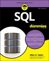 SQL For Dummies: Edition 9