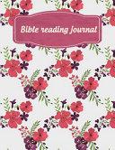 Bible Reading Journal PDF
