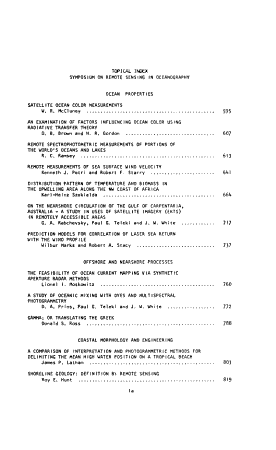 Proceedings of the American Society of Photogrammetry Fall Convention  Walt Disney World  Lake Buena Vista  Florida  October 2 5  1973 PDF