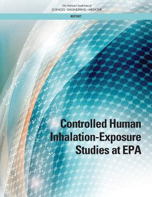 Controlled Human Inhalation Exposure Studies at EPA PDF