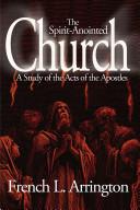 The Spirit Anointed Church