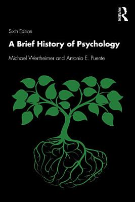 A Brief History of Psychology PDF