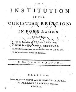 The Institution of the Christian Religion  Etc   The Translation by Thomas Norton  With    The Life of Mr  John Calvin      PDF